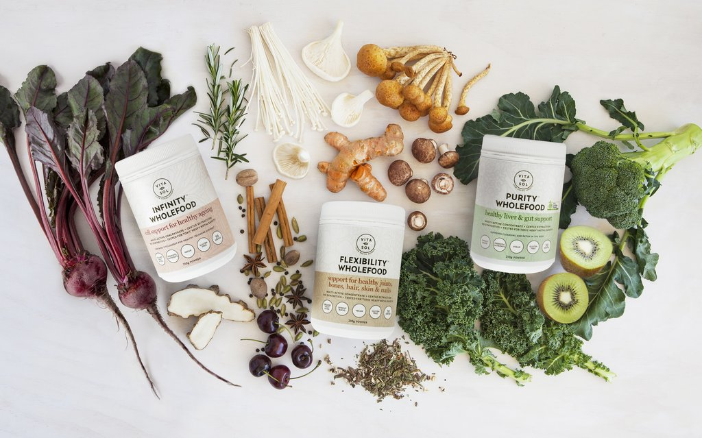 Healthy Skin from Within